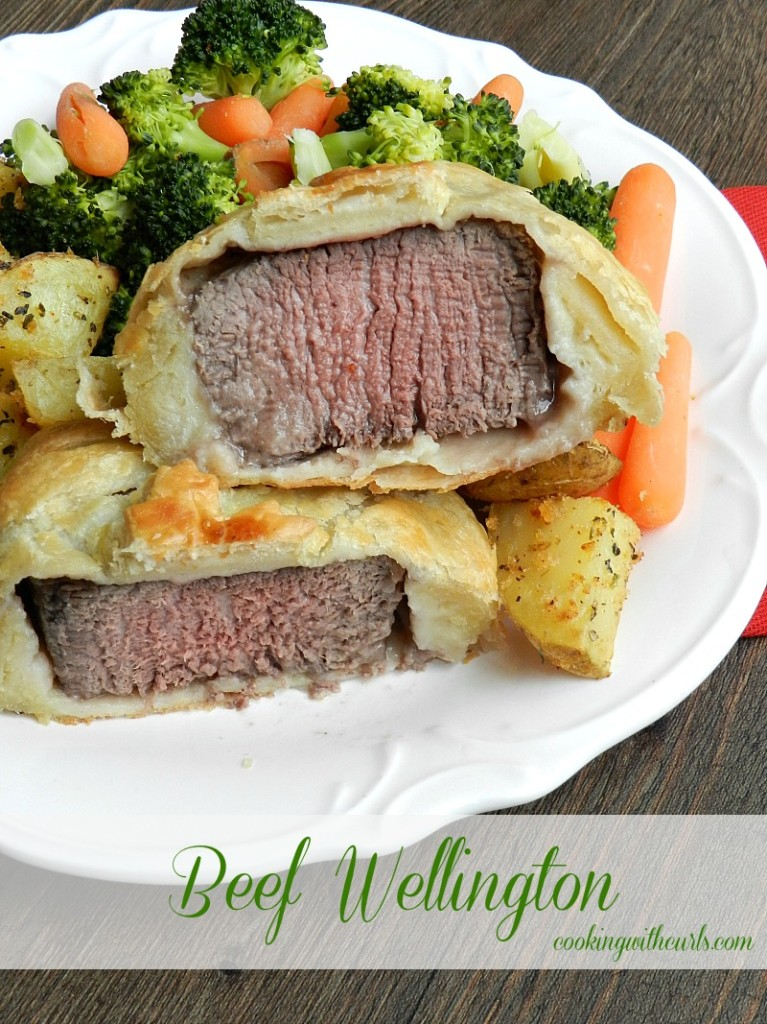 Beef Wellington by cookingwithcurls.com