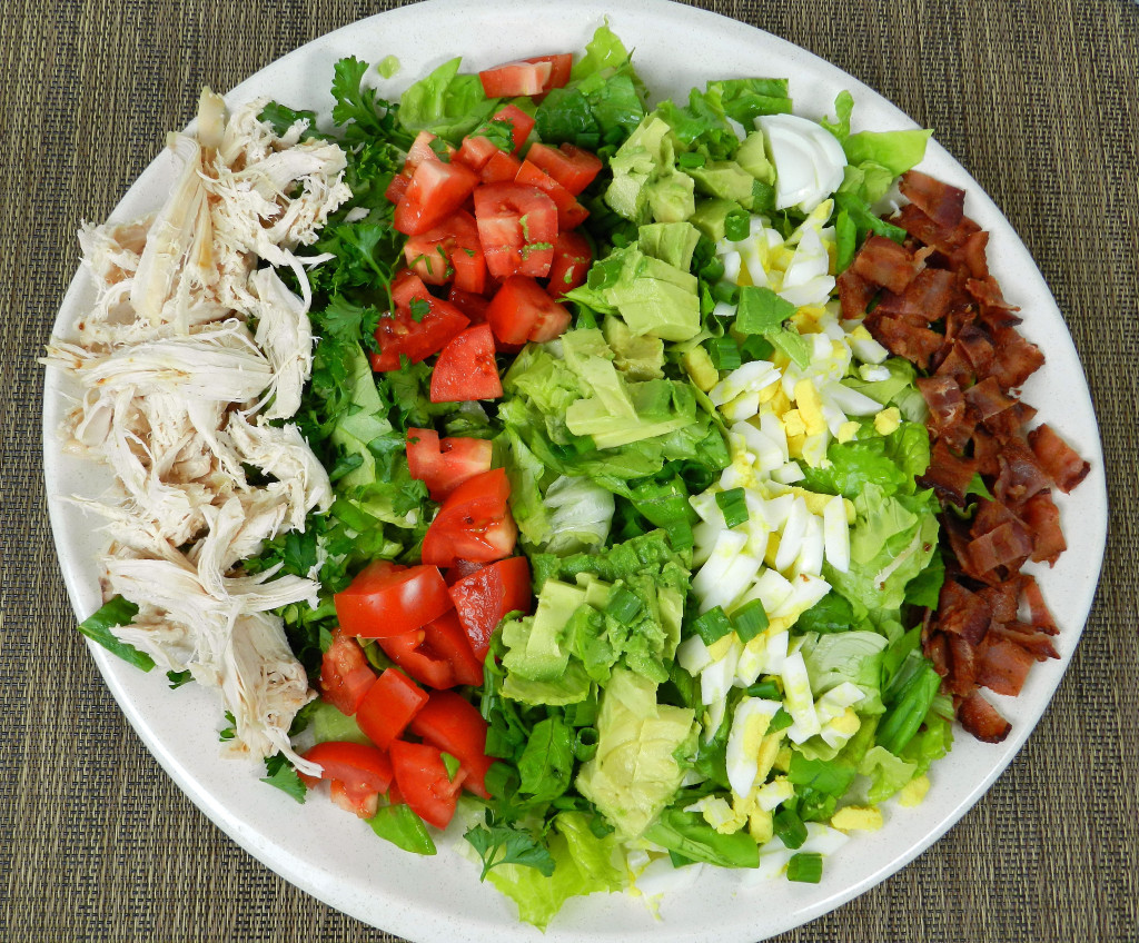 Cooking Island Cobb Salad Amp Roaming The Iowa Countryside Cooking With Curls