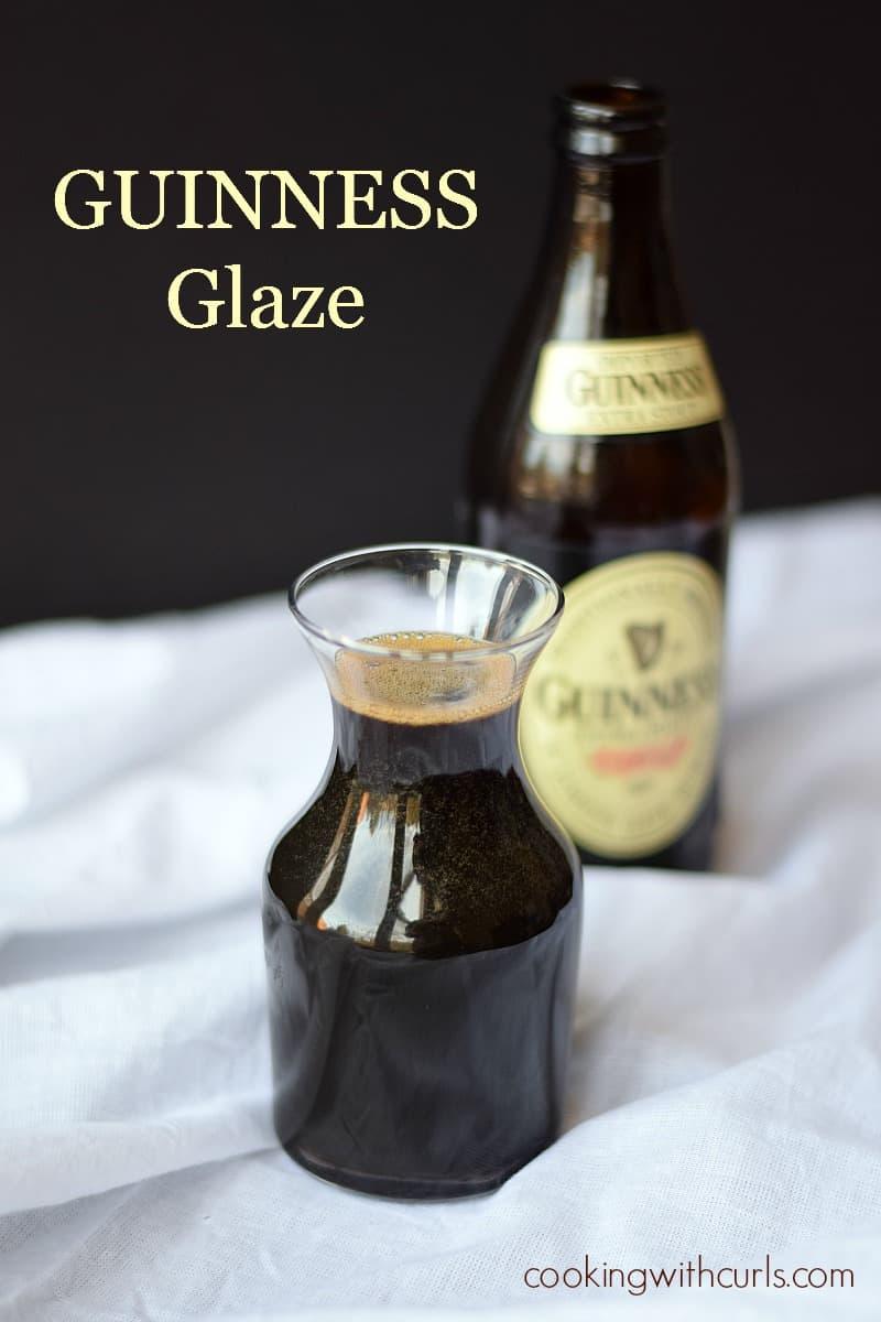 Guinness Glaze cookingwithcurls.com