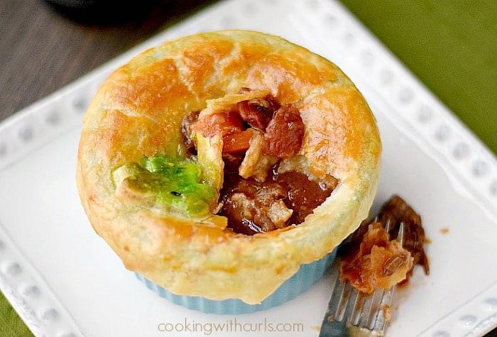 Guinness Steak Pie | cookingwithcurls.com