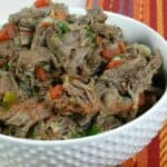 Mexican Shredded Beef & Adelita's