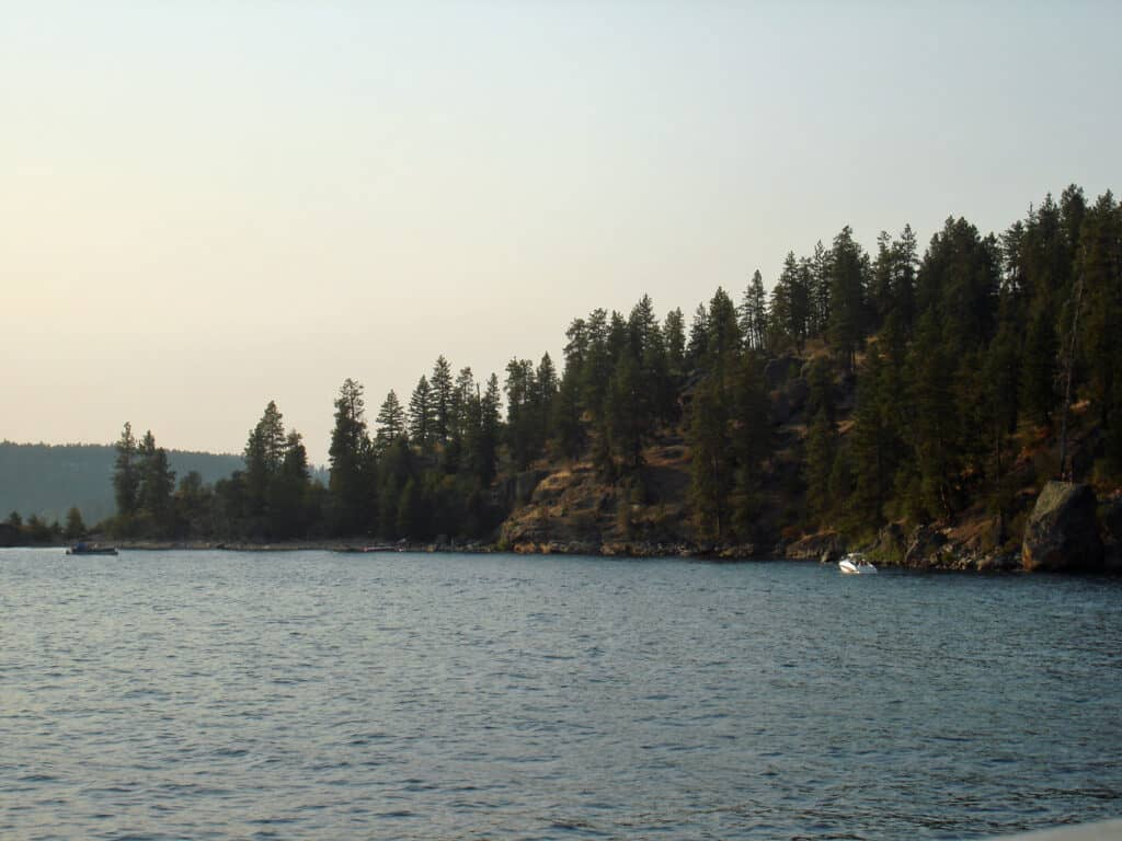 Lake Coeur d Alene 2