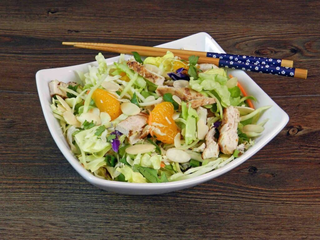 almonds asian ahi salad asian noodle salad asian noodle salad asian ...