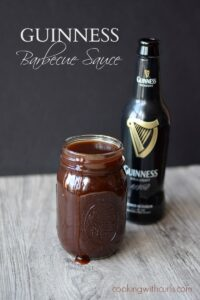 Guinness Barbecue Sauce cookingwithcurls.com