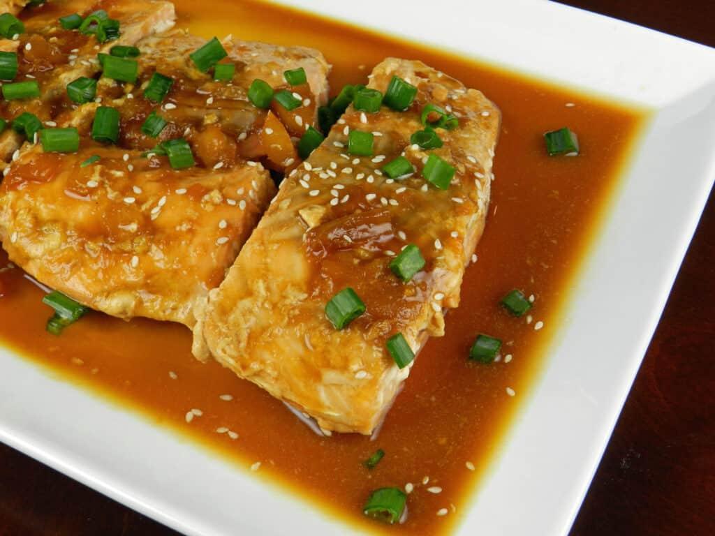 Teriyaki Salmon   Favorite Recipes   Pinterest