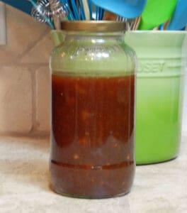 Homemade Teriyaki Sauce cookingwithcurls.com