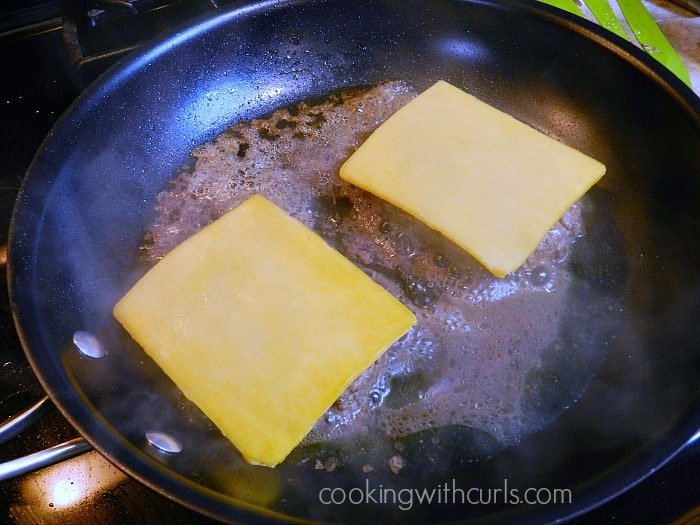 Frisco Burgers Cheese cookingwithcurls.com