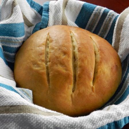 Cooking 101: Sourdough Bread