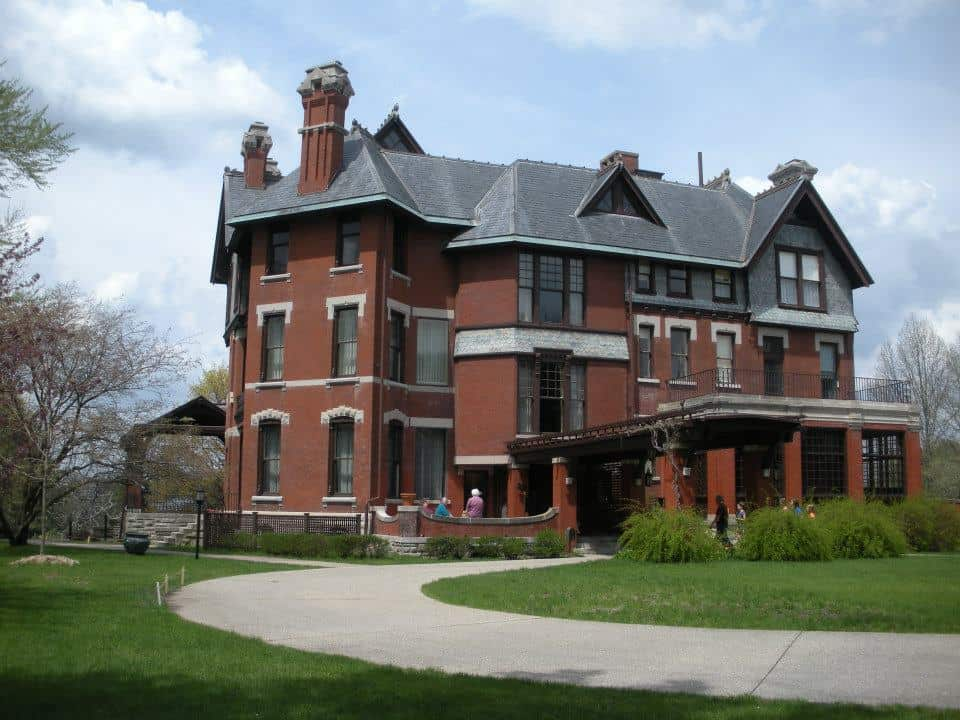 Brucemore Mansion 2