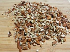 Caramel Chop Pecans