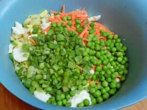 Potato Salad Green Onions