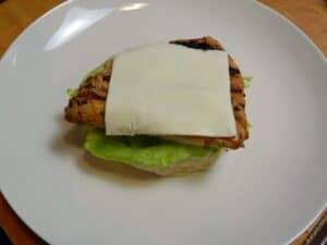 Teriyaki Chicken Cheese