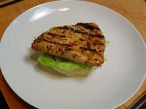 Teriyaki Chicken Chicken