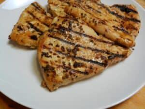 Teriyaki Chicken Grilled Plate 2