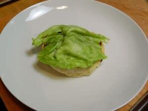 Teriyaki Chicken Lettuce