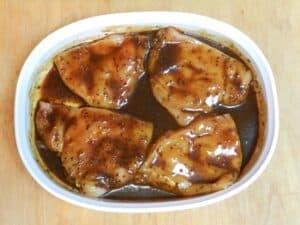 Teriyaki Chicken Marinate