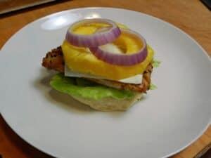 Teriyaki Chicken Onion