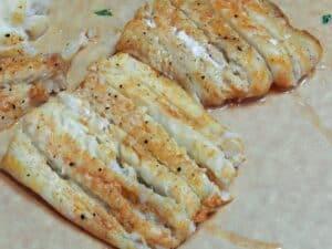 slice fish