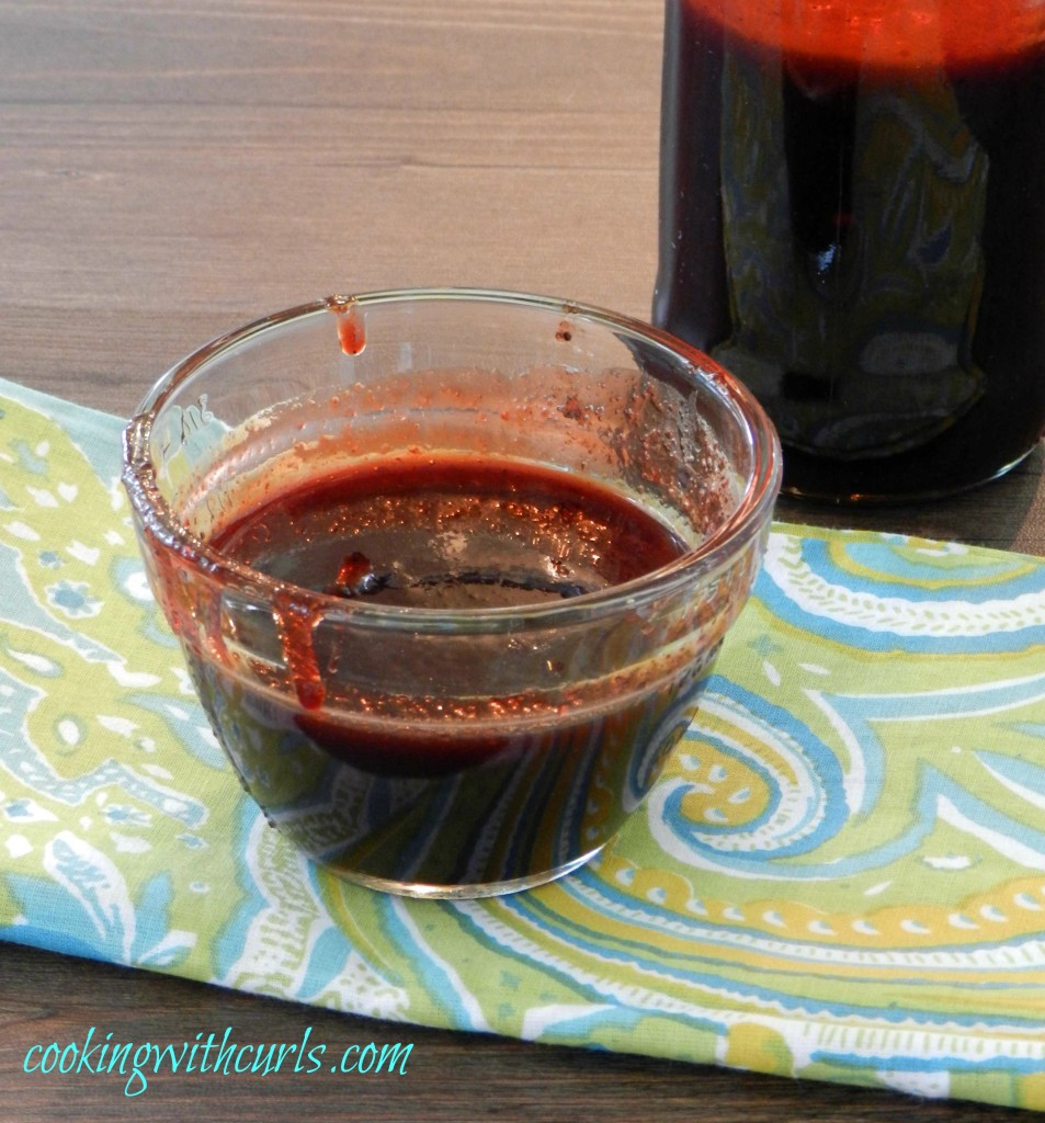 Cherry Chipotle Barbecue Sauce - Cooking With Curls