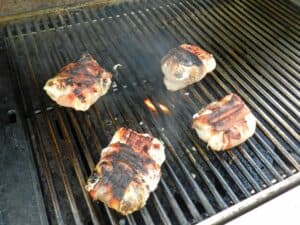 Hawaiian Chicken Grillers Flip cookingwithcurls.com