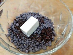 Orange Boozy Brownies top cookingwithcurls.com