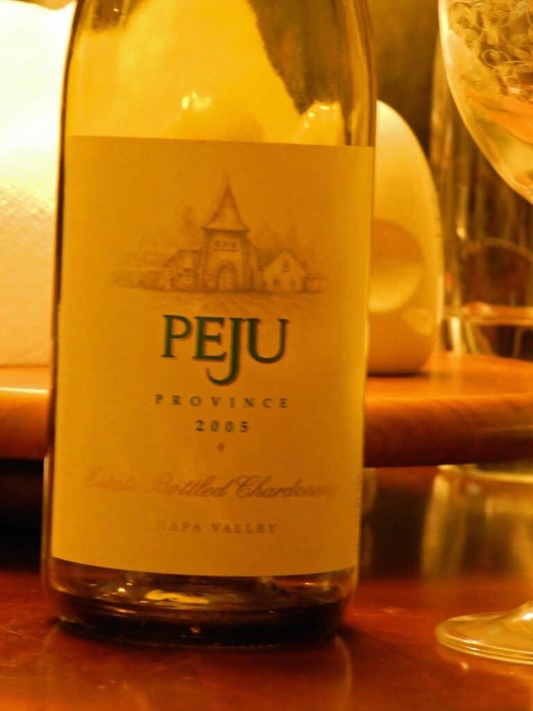 SC Peju Wine