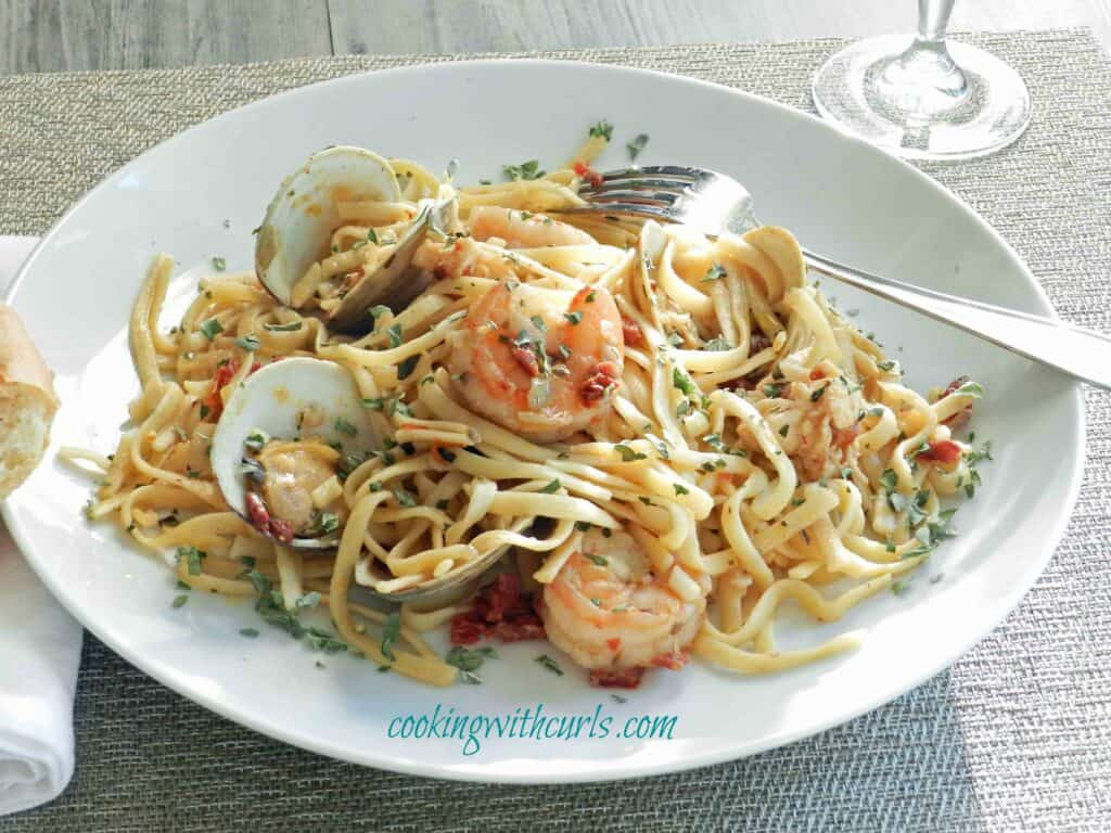 Italian Seafood Pasta Amp Cooking With Astrology Cooking