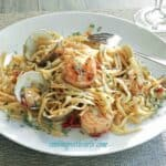 Italian Seafood Pasta & cooking with astrology