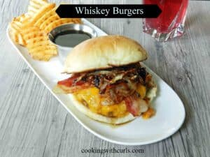 Whiskey Burgers