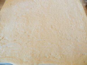 Baklava Sourdough Cinnamon Rolls Butter cookingwithcurls.com