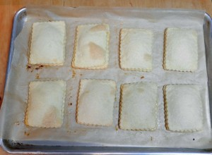 Blonde Fatale Pop Tarts Tray cookingwithcurls.com