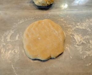 Blonde Fatale Pop Tarts dough cookingwithcurls.com