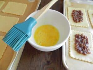 Blonde Fatale Pop Tarts wash cookingwithcurls.com