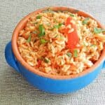 Tomato Pilaf & cooking with astrology