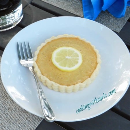 Honey and Lemon Tart & cooking with astrology