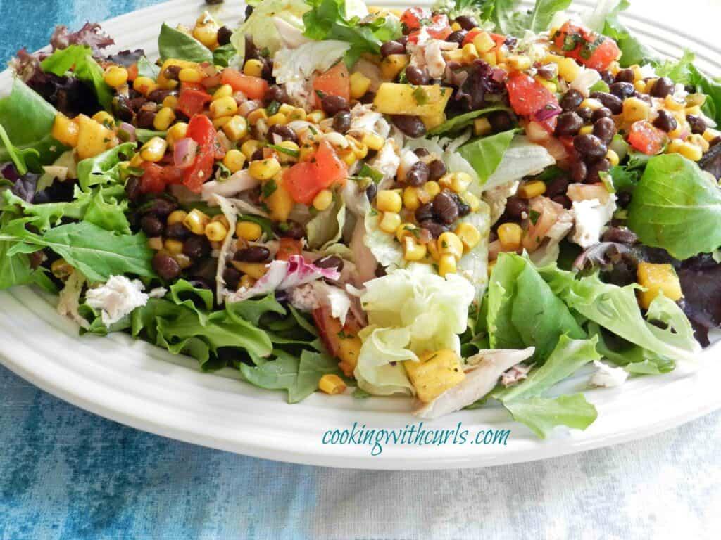 Southwest Chicken Salad Summer & Pinterest
