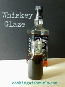 Whiskey Glaze