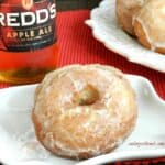Apple Ale Doughnuts & spiked! recipe challenge