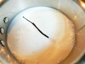 Caramel Custard bean cookingwithcurls.com