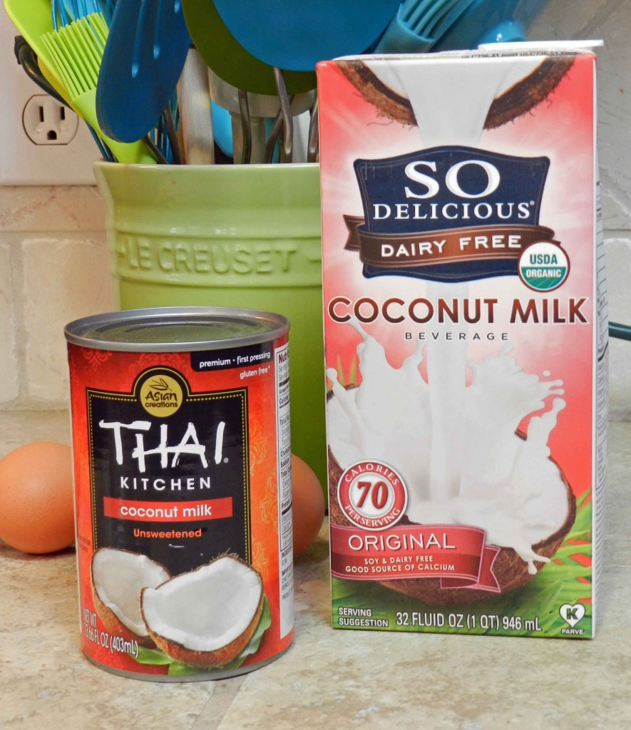 Caramel Custard coconut milk cookingwithcurls.com
