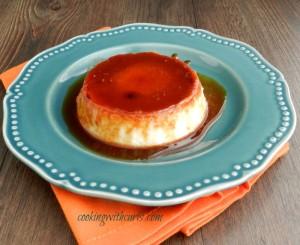 Caramel Custard cookingwithcurls.com