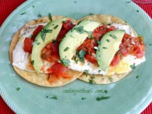 Huevos Rancheros cookingwithcurls.com
