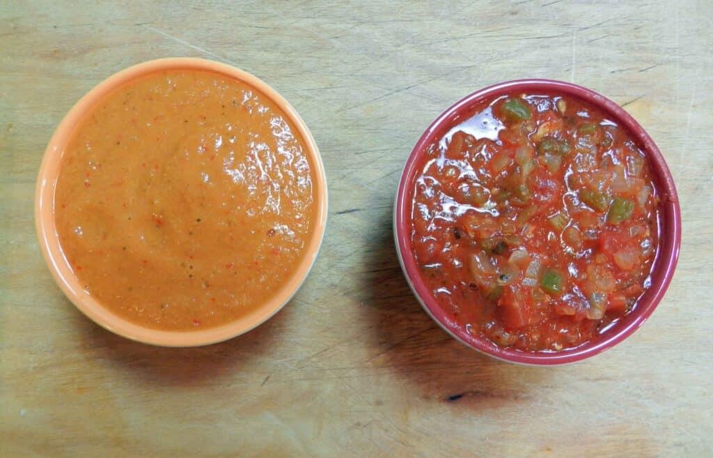 Huevos Rancheros sauces cookingwithcurls.com
