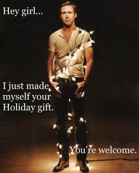Hey Girl Holiday Gift