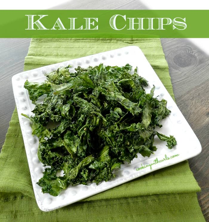 kale chips by cookingwithcurls.com