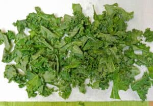 kale chips dry cookingwithcurls.com