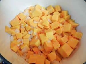 moroccan butternut squash soup squash cookingwithcurls.com