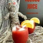 Voodoo Juice & halloween cocktails