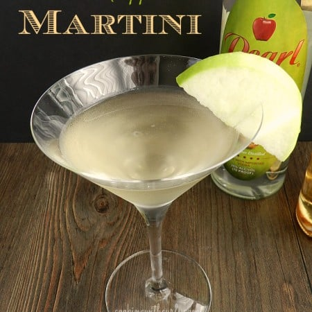Caramel Apple Martini cookingwithcurls.com