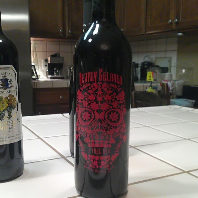 Dearly Beloved Wine